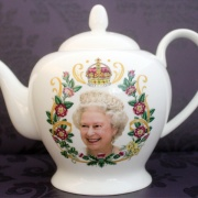 Front of Large Teapot 2