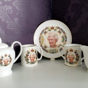 Small Tea Set New