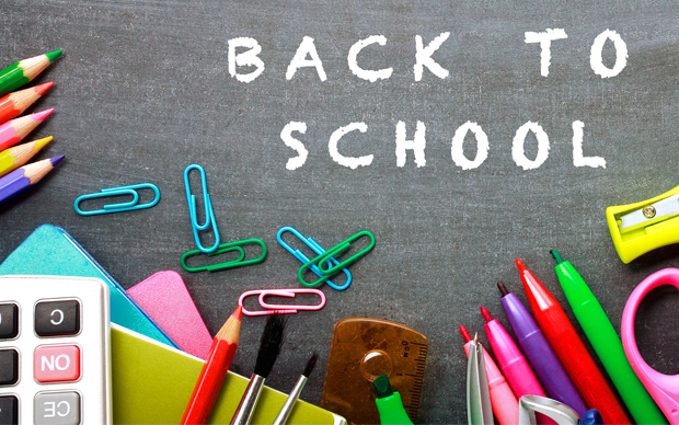 Win 'Back to School' prizes worth £2,000!